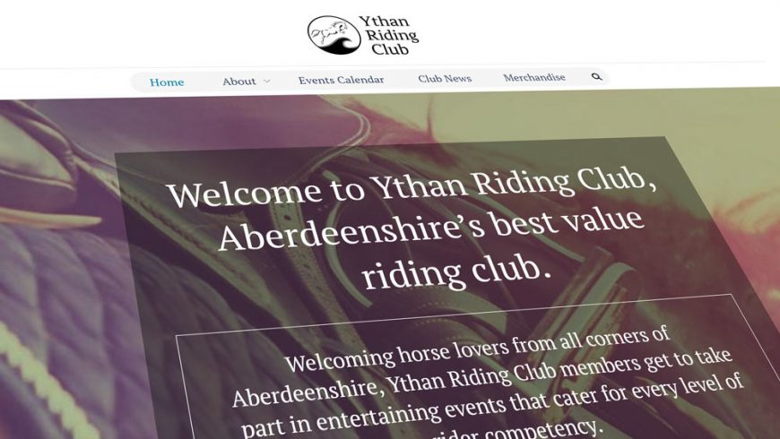 New Ythan Website Launch!